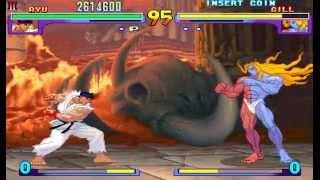 Arcade Longplay [371] Street Fighter III: New Generation thumbnail