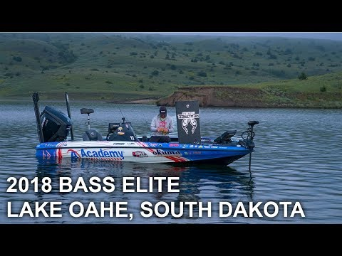 2018 Lake Oahe BASS Elite Series | Part One | Wheeler Fishing Episode 16