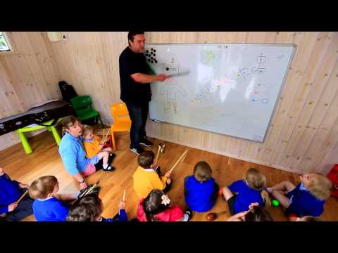 Grasmere School Early Years Music Lesson