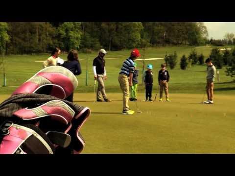 Děti a golf? Třeba na Loretě v Pyšelích