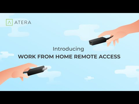 Activating Atera's Customer Remote Access