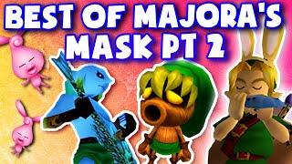 Best of Majora's Mask (Part 2) - Game Grumps Compilations