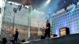 Franz Ferdinand - Walk away live @ B'estfest 2009