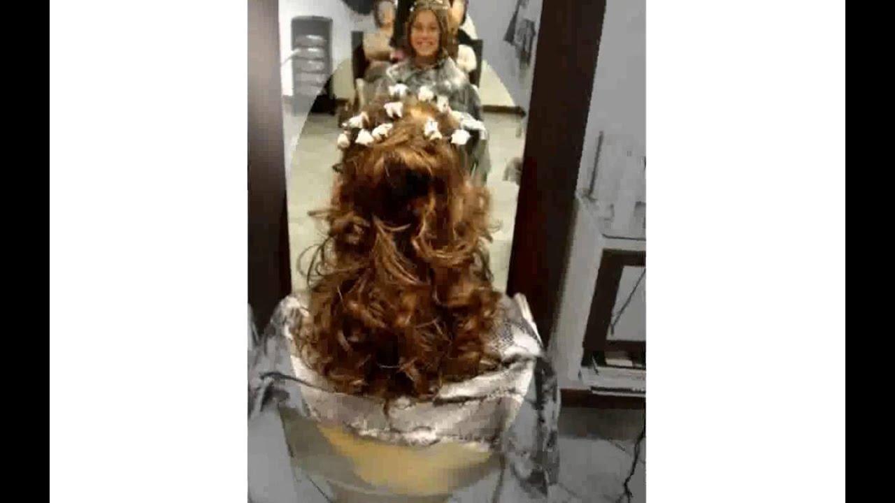 Acconciature capelli 1 comunione