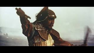 Великая стена (1962). Сражение между китайцами и кочевниками-варварами