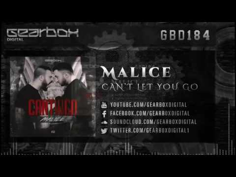 Malice - Can't Let You Go [GBD184]