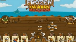 Frozen Islands 2 Gameplay Video