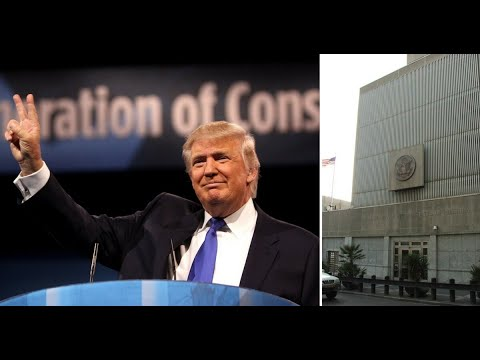New York Times Admits Trump's Embassy Move Didn't Actually Lead to Any Mass Violence