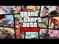 Стрим по Grand theft auto online на PS4
