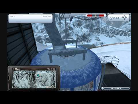 Simulator Mania: Ski Region Simulator