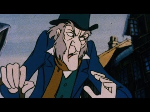Charles Dickens: A Christmas Carol - An Animated Classic (Trailer ...