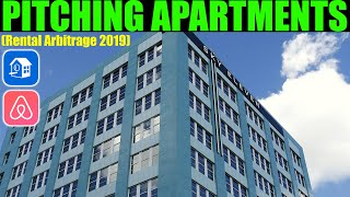 Gambar cover How To Pitch An Apartment Complex Owner For Your Airbnb Business (Rental Arbitrage 2019)