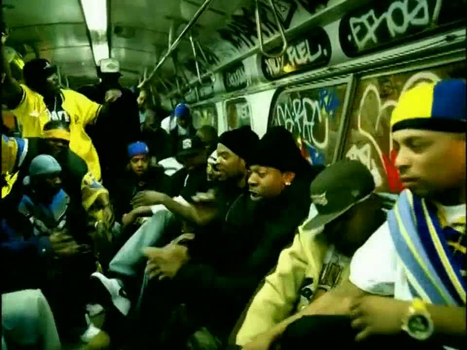 Method Man ft. Busta Rhymes - What's Happenin' *Uncensored* [Official video]