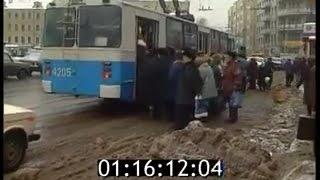 Репортаж по Москве (1994-1995 год)