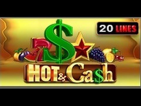 Hot Cash Slot Machine