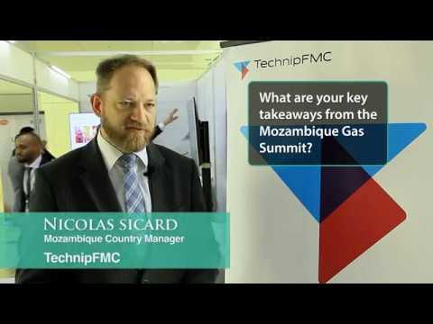 Nicolas Sicard - Mozambique Gas Summit 2017