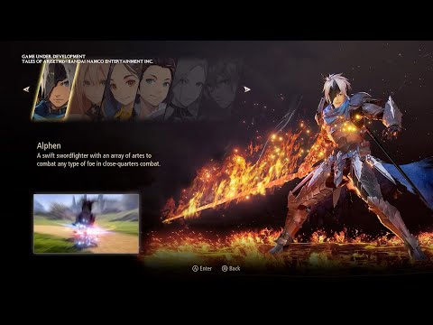 Tales Of Arise - NEW 25 Minutes Of PC Gameplay Demo (English)