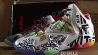 c6397950b2f97 What The Lebron 11 Nike Shoe Detailed Breakdown Review With  DjDelz -  Duration  15 minutes.