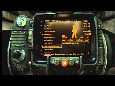 Fallout new vegas slots guide