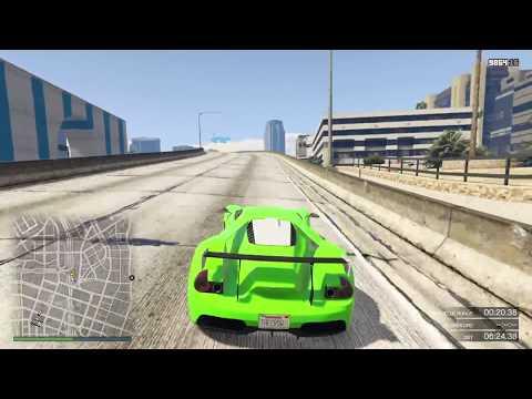 GTA 5 - Skyline Raceway 2.0 (C) - FMJ - 02:39.592