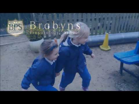 A Day in Reception at Brabyns Prep School