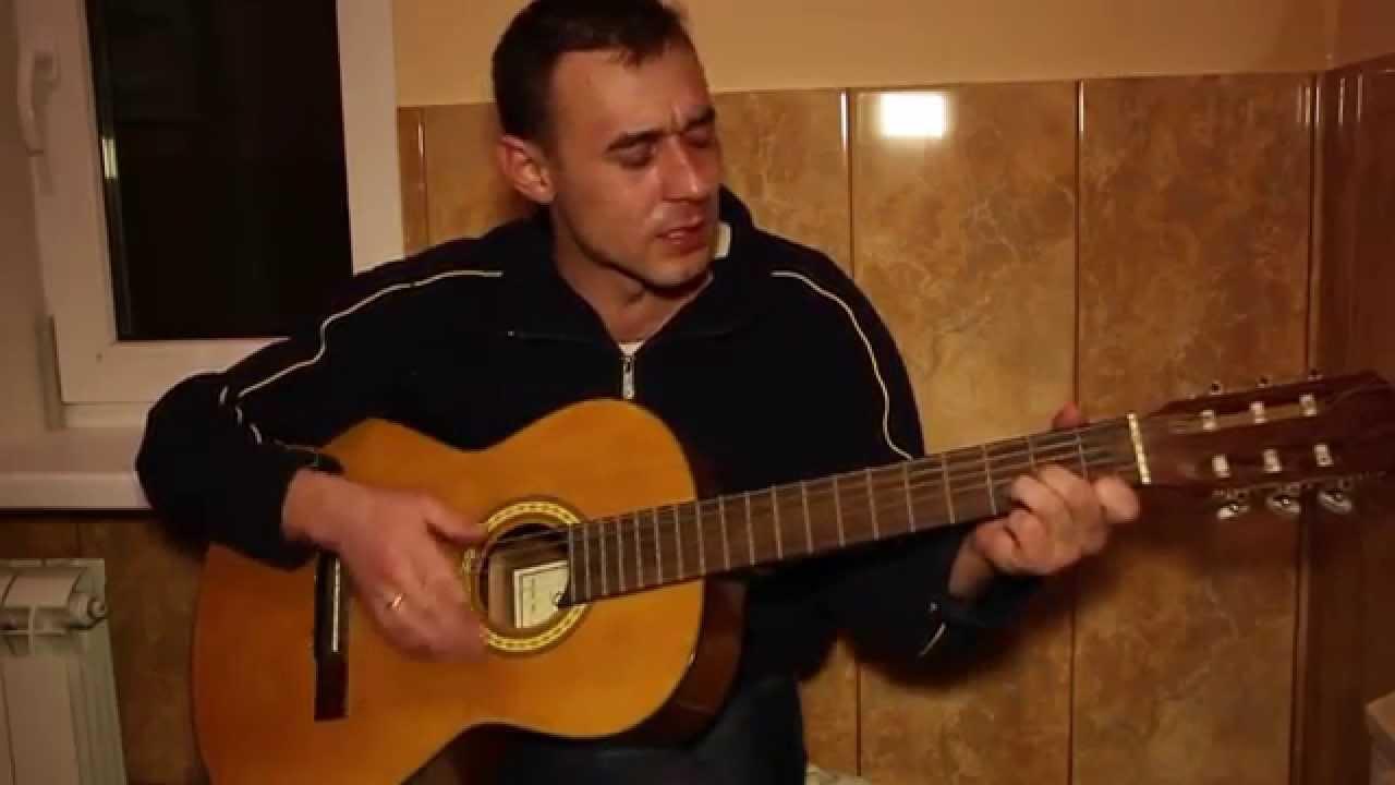 Видео песен в поезде под гитару дембелей