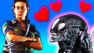 Video Ripley's Pet Xenomorph - Alien Isolation download MP3, 3GP, MP4, WEBM, AVI, FLV September 2017