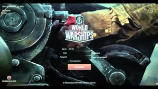 [World of Warship] Victory is Ours (Login Screen)