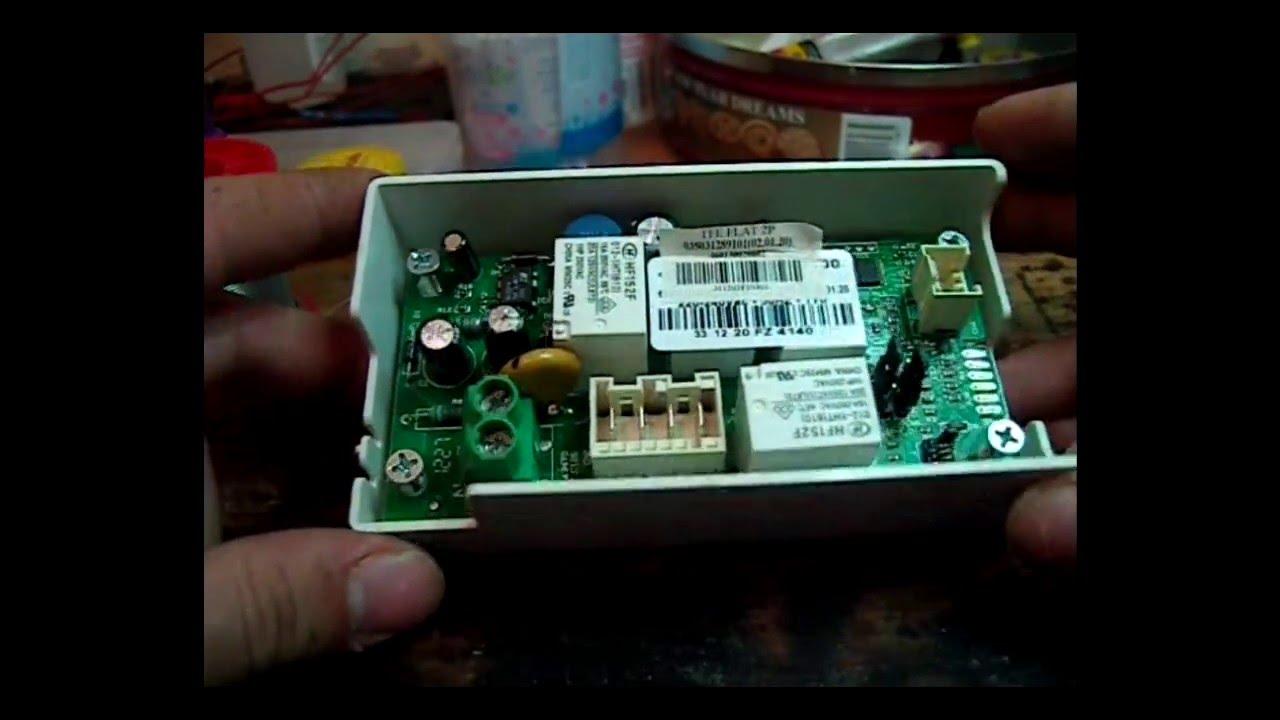 электронный термостат для водонагревателя ariston схема