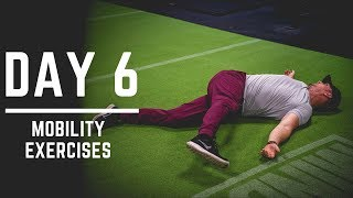 Day 6: Mobility Exercises - 30 Days of Training (MIND PUMP)