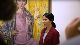 Archibald prize winner 2018 Yvette Coppersmith