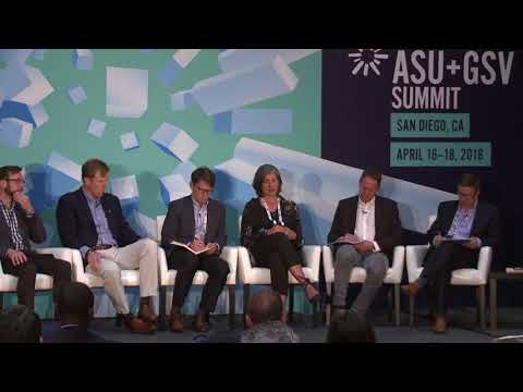 ASU GSV Summit: FoT@HigherEd Panel: Change Agents or Kamikaze Pilots?