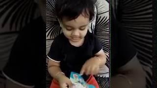 """""""ಮೋದಿ ಮಹಿಮೆ"""" - ಕಂದನ ಮುದ್ದಾದ ಪದಗಳಲ್ಲಿ   Children r also find out Modiji."""