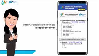Tutorial Sensus Penduduk Online Sp2020