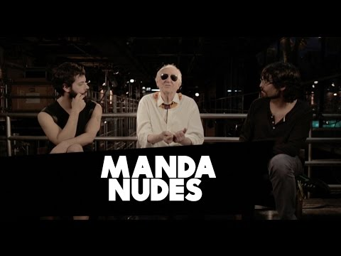 MANDA NUDES: Um Papo Sobre Nudez Masculina - #55