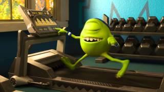 Университет Монстров (Monsters University) — Новый русский трейлер!