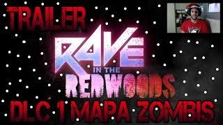 Infinite Warfare TRAILER  DLC 1 Mapa Zombis ESPAÑOL / REACCION