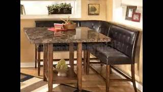 Corner Dining Room Furniture Ideas