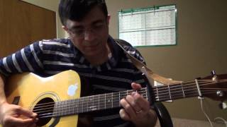 En Iniya Pon Nilaavae (Easy Version) (Illayaraaja, Yesudas) guitar chords and lead lesson by Suresh
