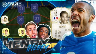 THE TEAM HAS DISAPPEARED...(The Henry Theory #4) (FIFA Ultimate Team)