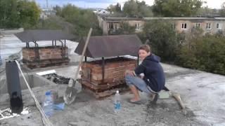 видео Ремонт крыши своими руками