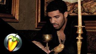 Drake - Cameras (Take Care Instrumental Remake FL Studio)