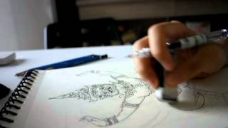 Thai drawing