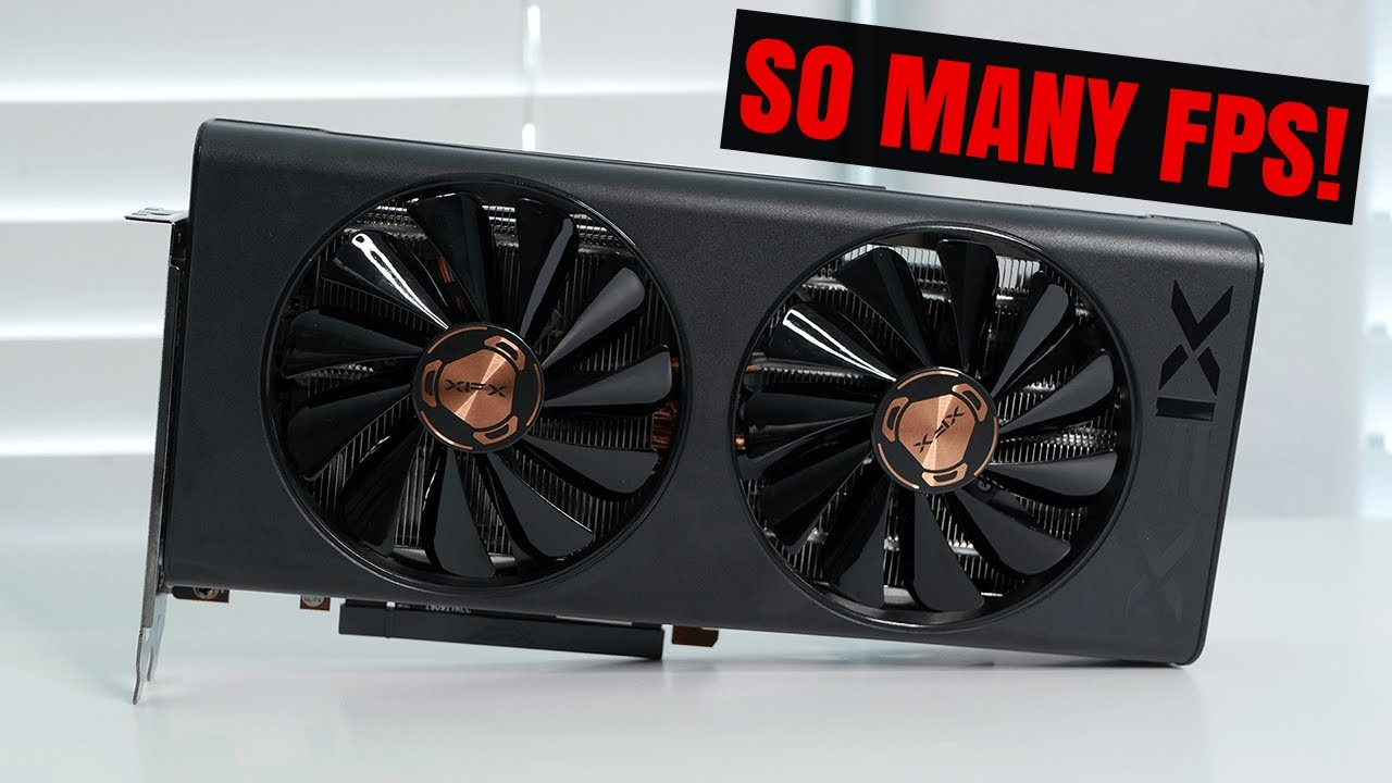 Consider THIS graphics card for your next $800 gaming PC build! (XFX Radeon RX 5600 XT Thicc II PRO)
