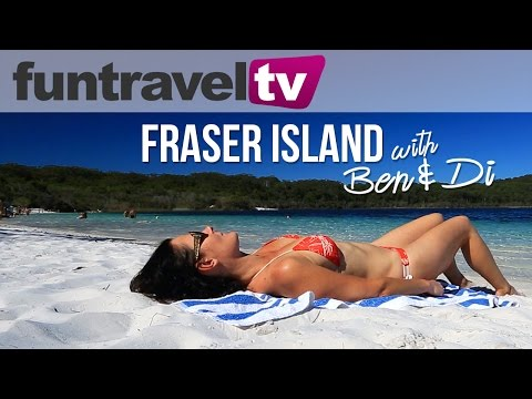 Fraser Island and Kingfisher Bay Resort Holiday Travel Guide