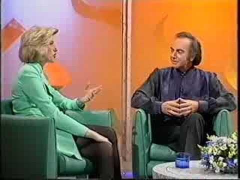 Selina's peculiar interview technique with Neil Diamond