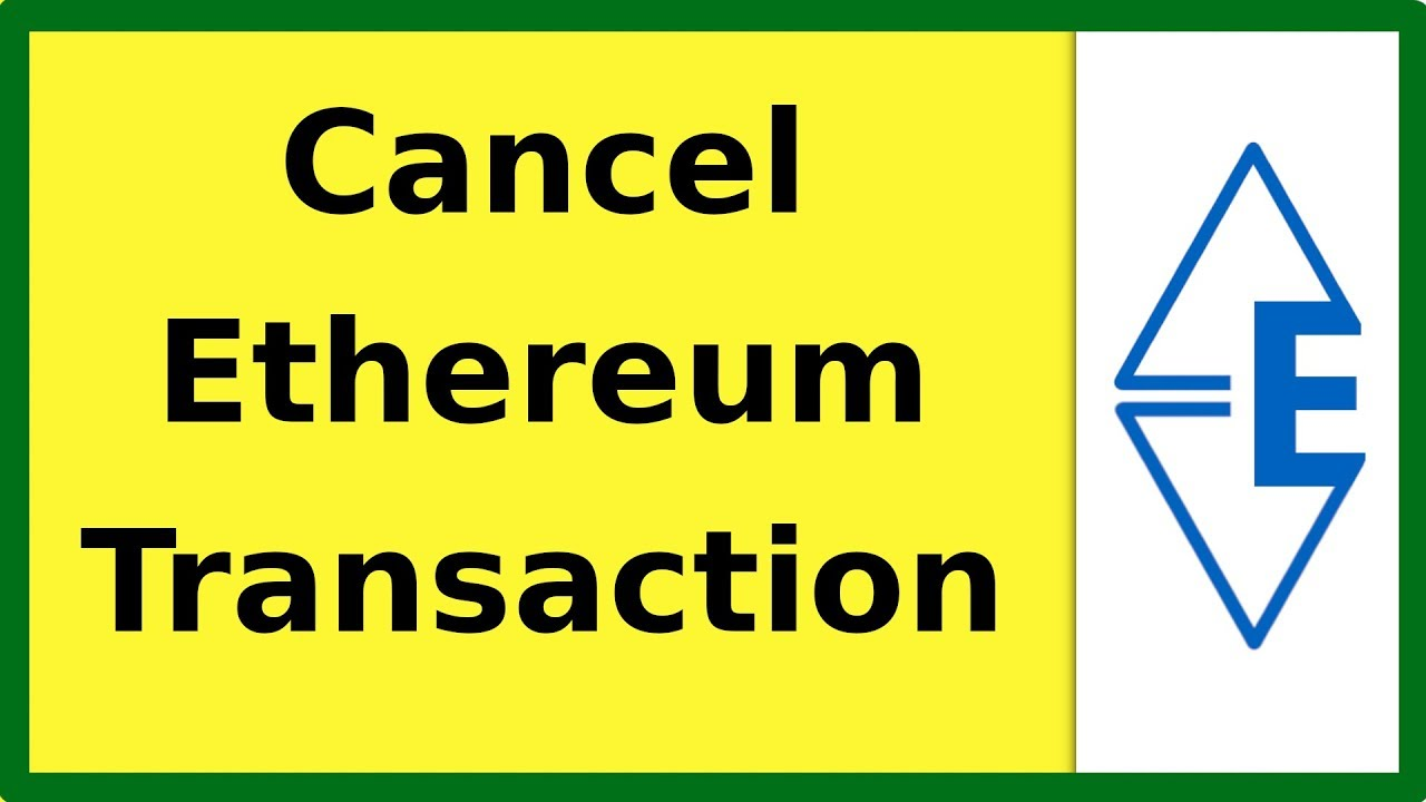 How to Cancel or Replace a Pending Ethereum Transaction