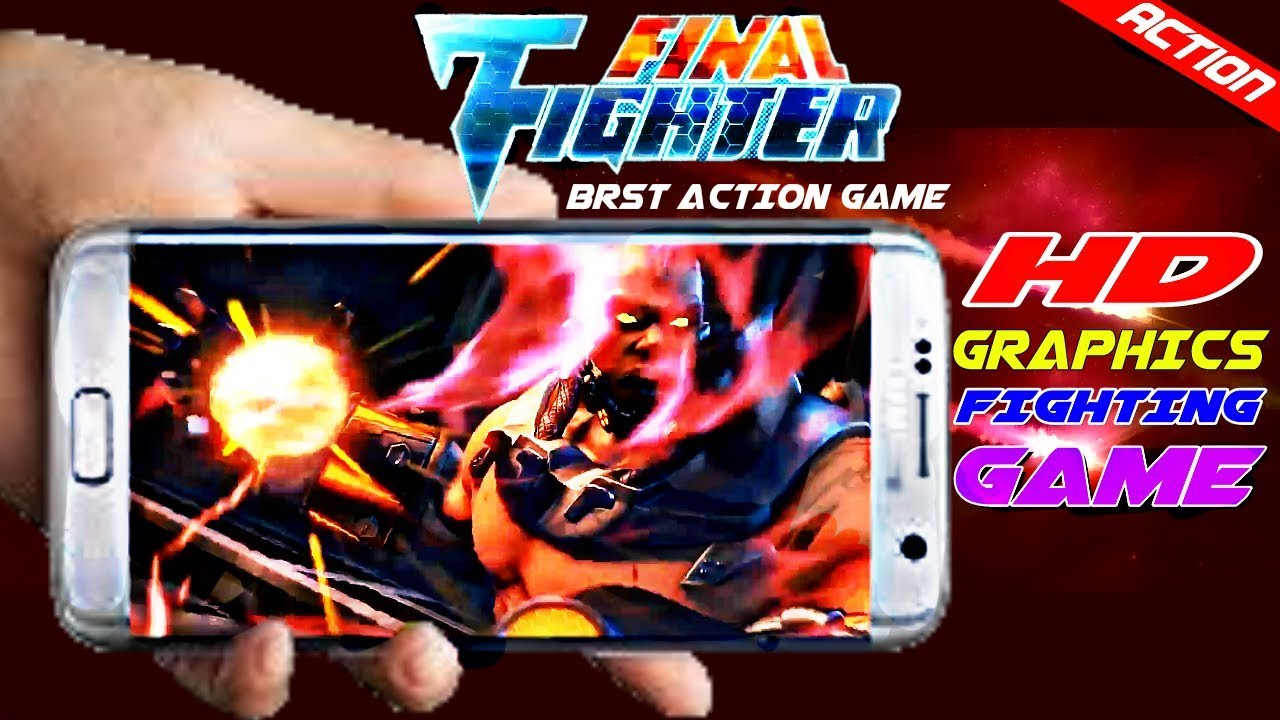 Final Fighter New Fighting Game For Android | Apk+Data Highly Compressed |  HD Gameplay