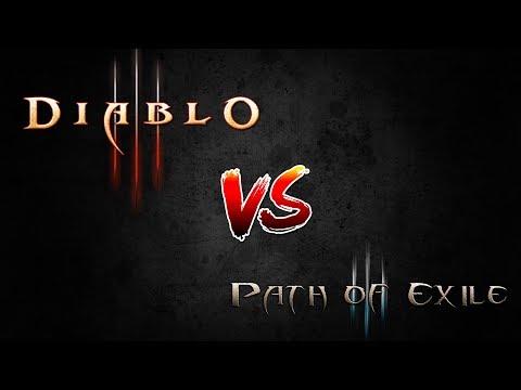 Сравнение Diablo 3 Vs. PoE: Что лучше?