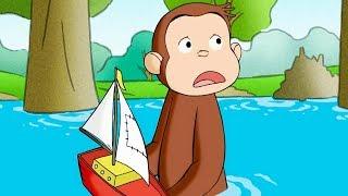 George O Curioso George e os Construtores De Represa Jorge O Macaco CuriosoDesenhos Animad ...